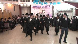 getlinkyoutube.com-Fantastic Hasidic Dance