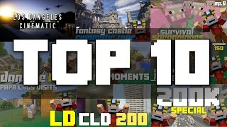 My Top 10 Favorite Videos I've Ever Made!