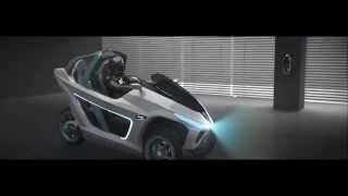 getlinkyoutube.com-SYM EX3 Concept Scooter