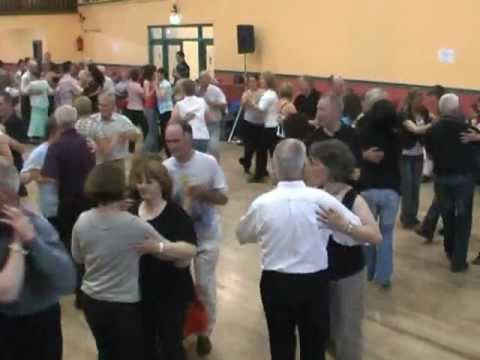 Set-dancing week-end in Birr, county Offaly - 2008