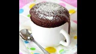 getlinkyoutube.com-للاطفال 6 كيكات بى  دينار واحد فى 15 دقيقة   صحية 100%  Comment préparer le gâteau au vapeur