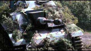Finnish stugs in action - Finn stugok akcióban