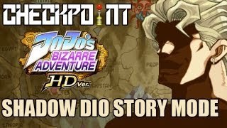 getlinkyoutube.com-JoJo's Bizarre Adventure HD - Shadow DIO Story Mode