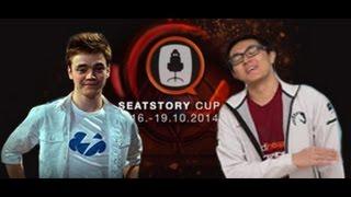 SEATSTORYCUP II: Amaz vs Reynad