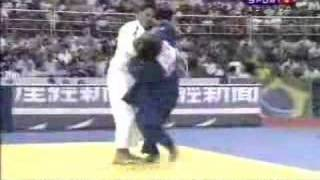 getlinkyoutube.com-João Schlittler (BRA) vs Kosei Inoue (JPN) - Mundial de judô