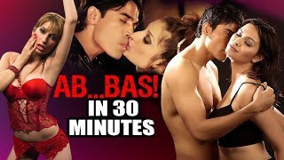 Hot Romantic Hindi Movie | Ab... Bas | Showreel | Diana Hayden