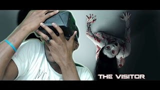 getlinkyoutube.com-THE VISITOR | I ALMOST CRiED | Oculus Rift DK2 Horror Game REACTION