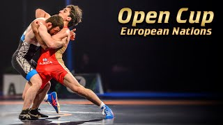 getlinkyoutube.com-Wrestling Highlights  Open Cup of European Nations, Alrosa Cup 2015