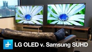 getlinkyoutube.com-LG EG9600 vs Samsung JS9500 - Flagship TV Showdown