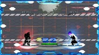 Phantom Yagami VS. Darkness Akiha Yagami