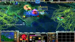 ASUS SUMMER 2011, 2-nd group stage, group A Virus vs  TR, game 1 часть 1, V1lat