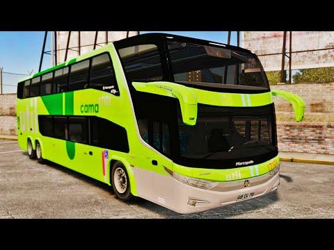 Ônibus Dois Andares - GTA IV