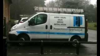getlinkyoutube.com-Opel Vivaro Renault Trafic Nissan Primastar Vauxhall Vivaro Fuel Injector Problem