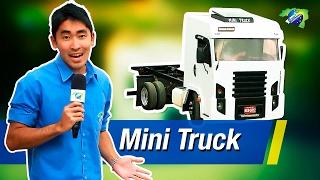 Fã de caminhão fabrica Mini Truck
