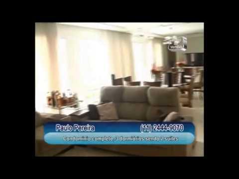 Apartamento - Parque Clube - Vila Augusta - Guarulhos - ref 11063-16