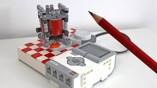 getlinkyoutube.com-Lego pencil sharpener