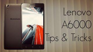 getlinkyoutube.com-Lenovo A6000 Tips & Tricks - Useful Options