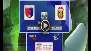 SERVIZIO MUSSOMELI -  RIVIERA MARMI  2 - 0