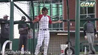 Inside Grizzly Athletics: Domingo Ayala