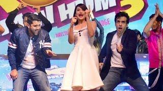 getlinkyoutube.com-Gauhar Khan DANCES Oye Hoye Jawani Song | Kyaa Kool Hain Hum 3