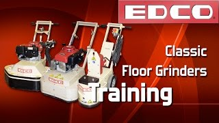 getlinkyoutube.com-Training: How to Use Classic Concrete Floor Grinders - EDCO
