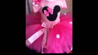 getlinkyoutube.com-minnie mouse dress birthday outfits by pekekids vestidos dress visit us in facebook