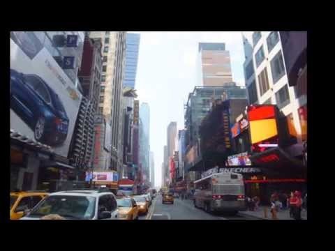 The Big Trip - New York, Paris, Enland & Amsterdam - Part 1