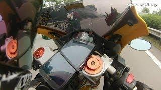 getlinkyoutube.com-Megelli 250R Review & Top Speed