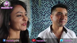 getlinkyoutube.com-Mazzako Guff || Jharana Thapa and her Husband Sunil Kumar Thapa || Mazzako TV