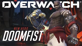 Overwatch - Introducing Doomfist