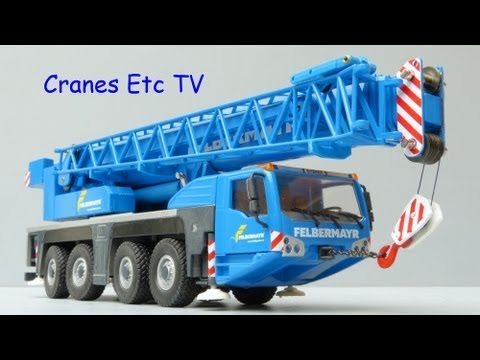 Cranes Etc TV: Conrad Terex AC 100/4L Mobile Crane Review