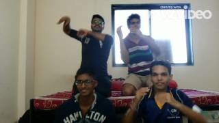 getlinkyoutube.com-Majhya Dolyat Kajal by Babaji Gang ,BE IT 2(2015-16), Atharva College of Engineering