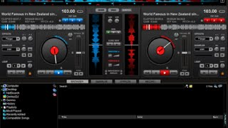 How to remix a song use with virtual dj, របៀប remix a song  use with virtual dj