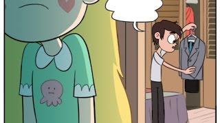 getlinkyoutube.com-Star y Marco Distanciados Comics en Español - Moringmark