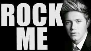 getlinkyoutube.com-Rock Me - One Direction (Lyric Video)