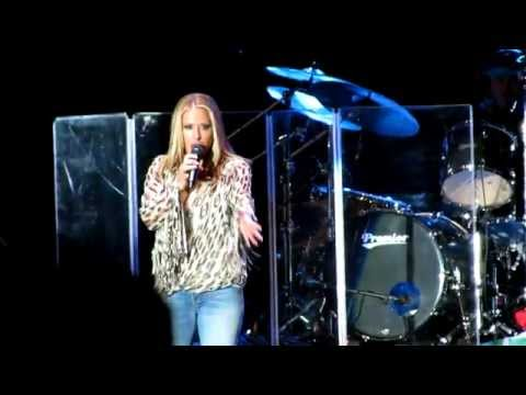 Anastacia - Left Outside Alone - Full-HD 1080x1920 @ Villa Manin di Passariano UD 12 luglio 2012
