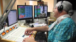 getlinkyoutube.com-Ron Sedaille on 102.9 WDRC FM - VIDEO AIRCHECK October 27, 2012