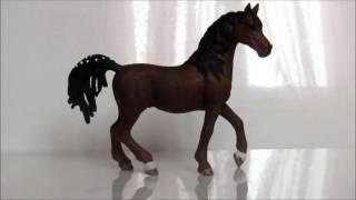getlinkyoutube.com-Mon avis sur les chevaux schleich 2016