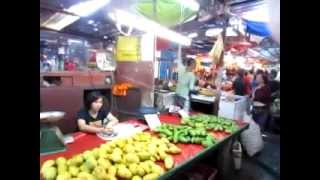 SEA Adventures - Malaysia - Bazaar Baru Chow Kit / Chow Kit wet market, Kuala Lumpur