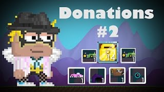 Growtopia - Donations #2
