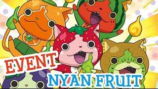 getlinkyoutube.com-Yo-kai Watch 2 - ENCORE DES CHATS! EVENT NYAN FRUIT #17 FR