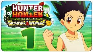 GON'S TRAINING BEGINNT! - #01 - Hunter x Hunter: Wonder Adventure
