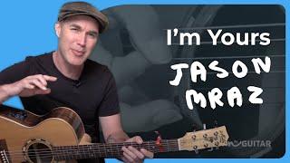 getlinkyoutube.com-I'm Yours - Jason Mraz - Acoustic Guitar Lesson (SB-222) How to play on guitar