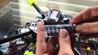 getlinkyoutube.com-Led Indicator V1.0 - QuadCopter - APM 2.6 - 3watt LED Indicators