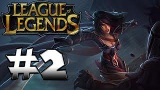 getlinkyoutube.com-League Of Legends - Gameplay - Fiora Guide (Flawless 5v5) - LegendOfGamer