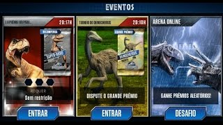 getlinkyoutube.com-Jurassic World - The Game - E o Prêmio Vai Para...