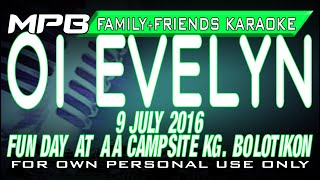 SFC Family 9 July 2016 (Oi Evelyn - Francis Landong)
