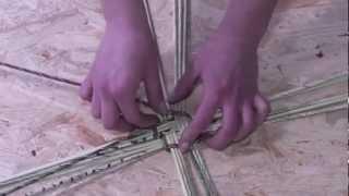getlinkyoutube.com-Papierowa wiklina krok po kroku- jak skręcać rurki