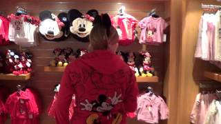 getlinkyoutube.com-Disneyland Paris Shopping part 2
