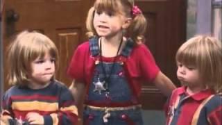 getlinkyoutube.com-Full House - Cute / Funny Michelle Clips From Season 7 (Part 2)
